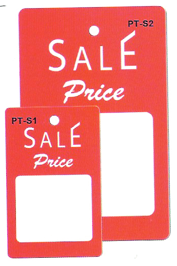Sales Price Tag